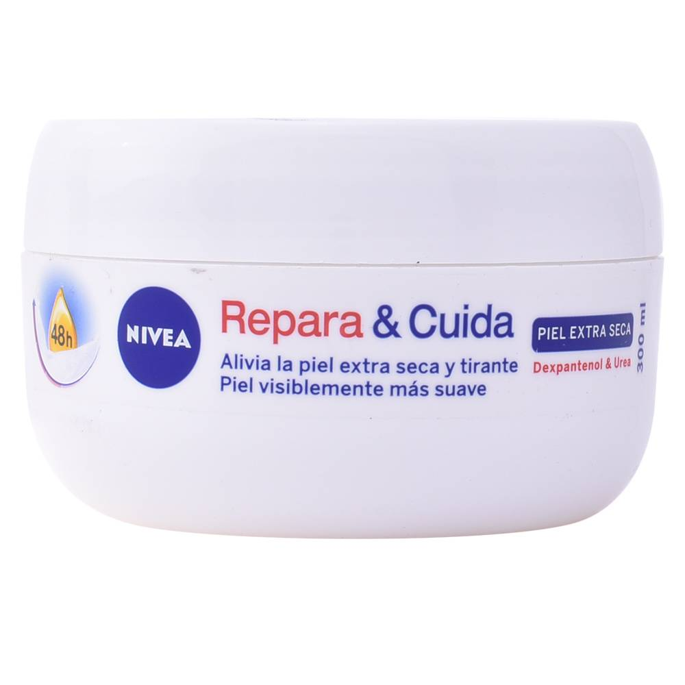 Nivea REPARA & CUIDA body cream piel extra seca  300 ml