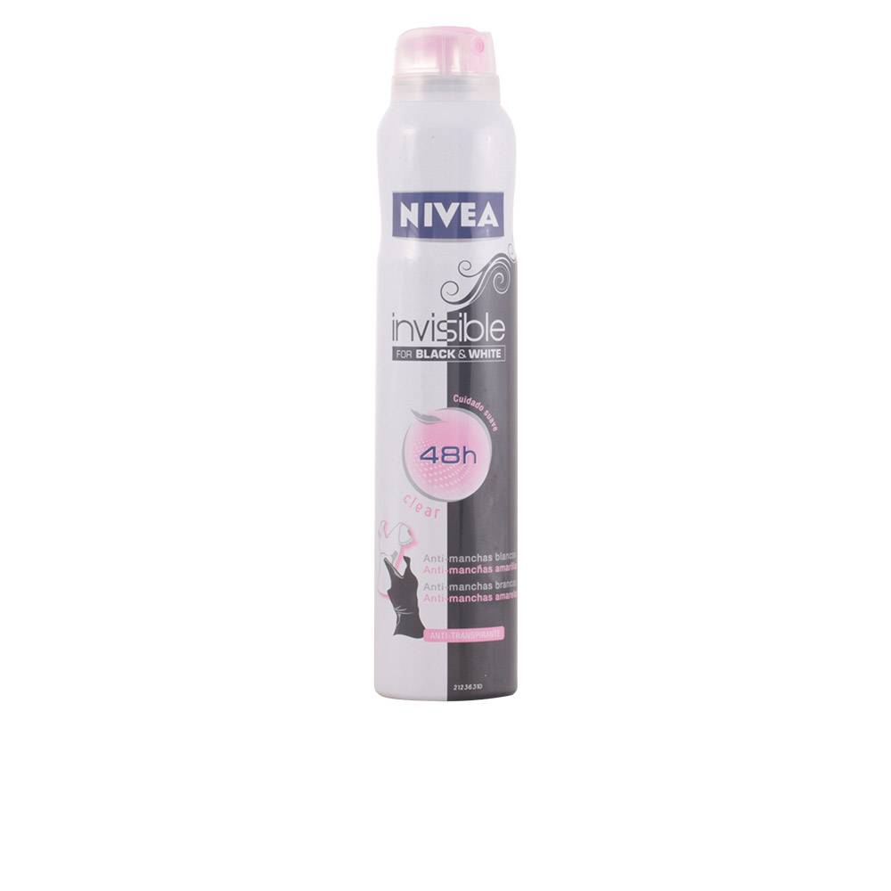 Nivea BLACK & WHITE INVISIBLE deo spray  200 ml
