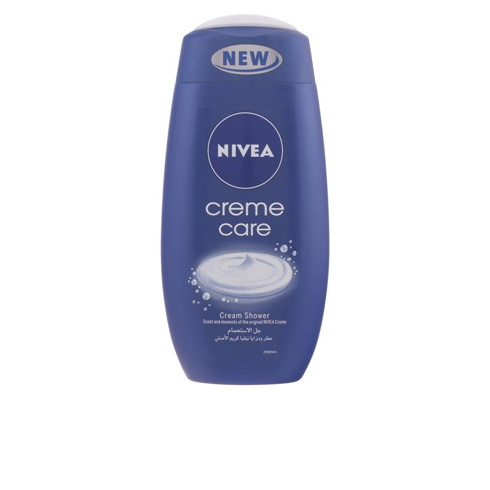 Nivea CREME CARE gel shower cream  250 ml