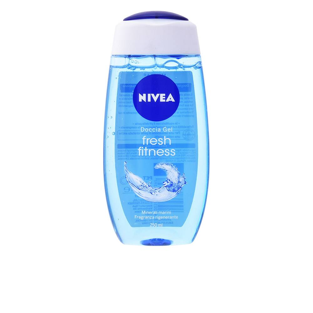Nivea FITNESS FRESH shower gel  250 ml