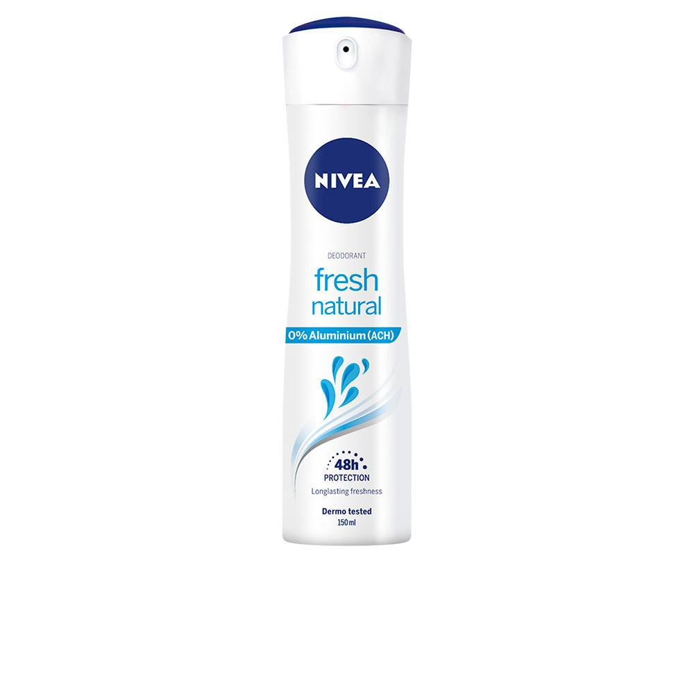 Nivea 0% ALUMINIUM fresh natural deo spray  150 ml