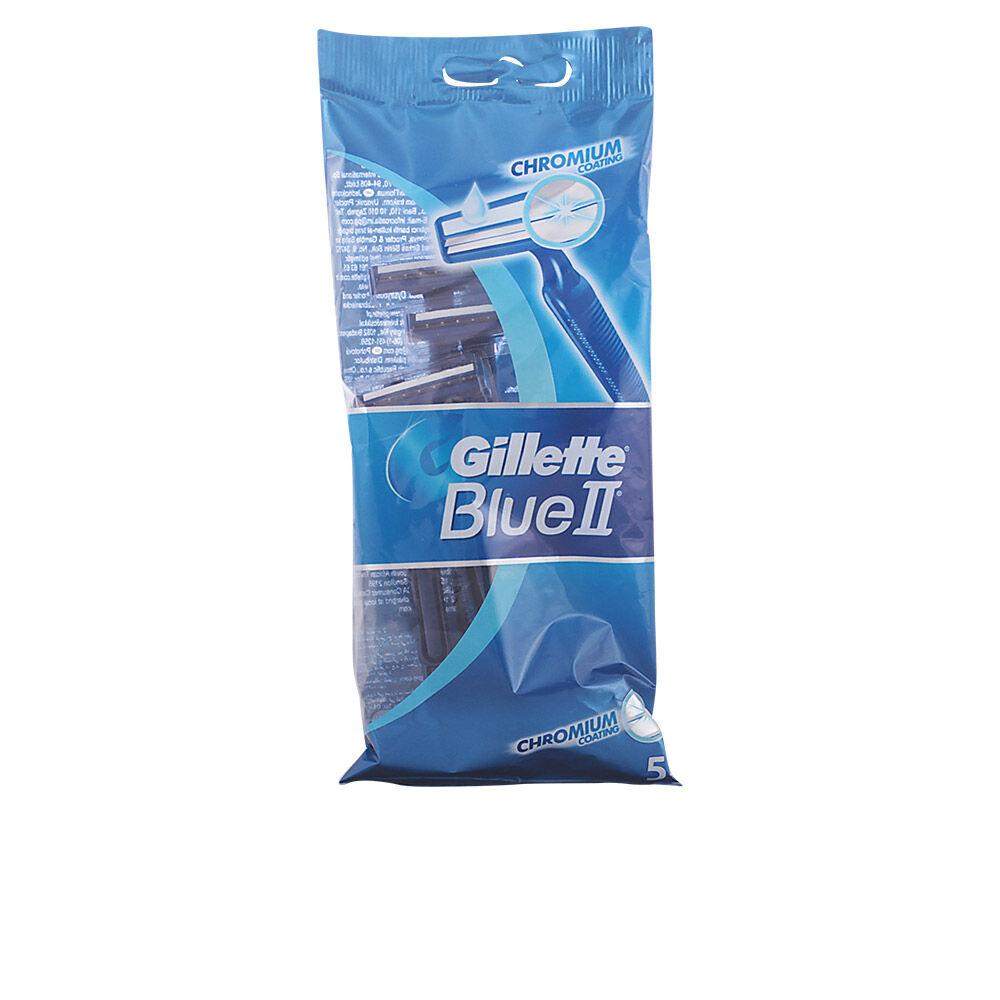GILLETTE BLUE II cuchilla afeitar desechable 5 uds