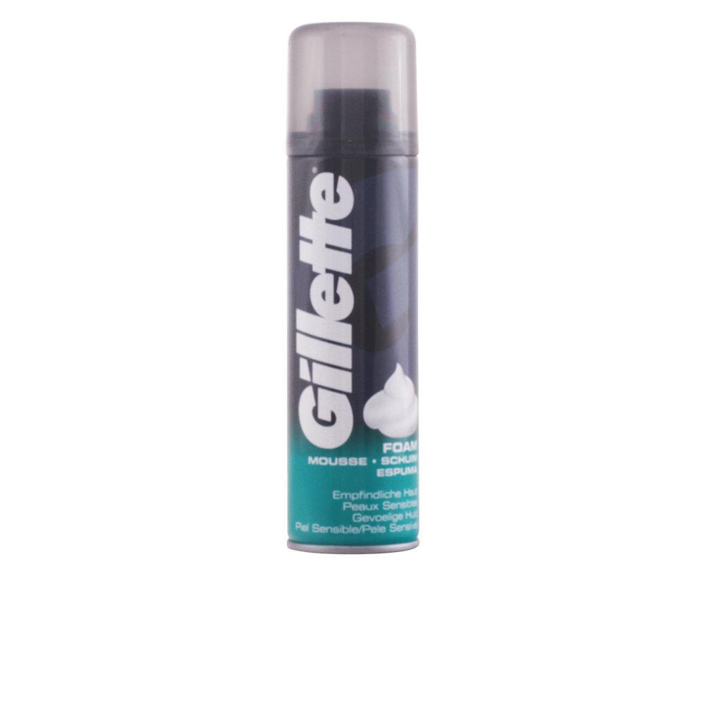 Gillette CLÁSICA espuma afeitar PS  200 ml