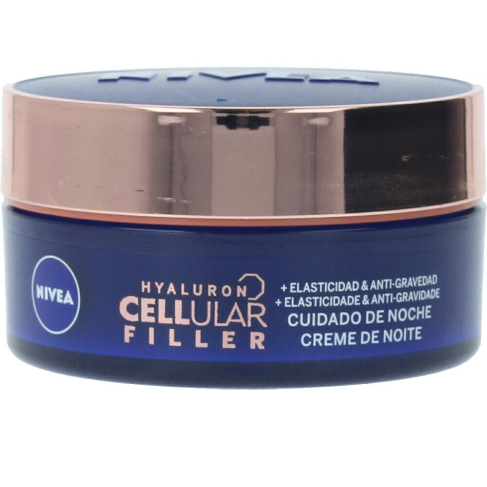 Nivea CELLULAR FILLER elasticidad night cream  50 ml