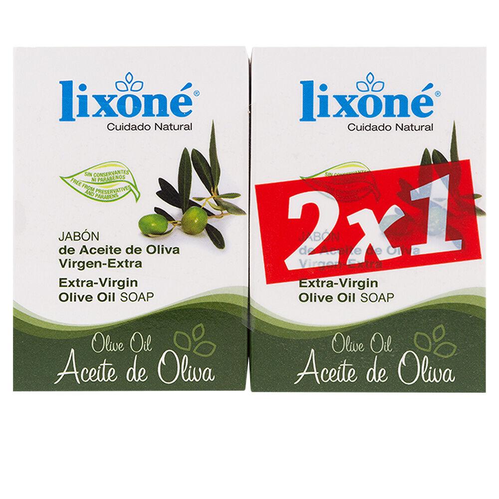 Lixone ACEITE OLIVA jabón piel seca 2 x  125 g