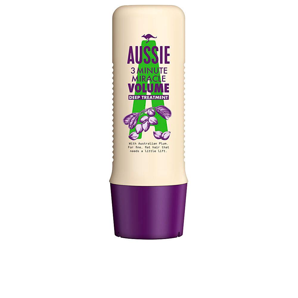 Aussie 3 MINUTE MIRACLE VOLUME deep treatment  250 ml