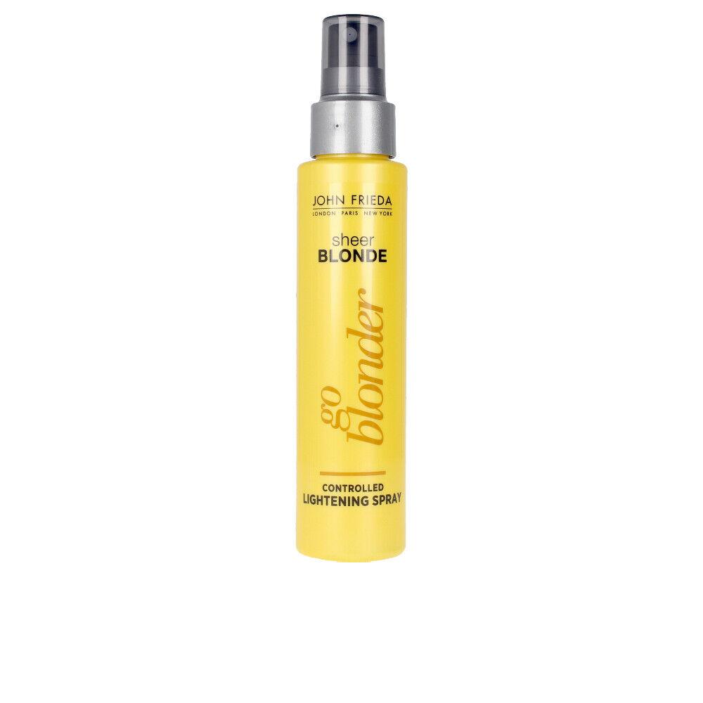 John Frieda SHEER BLONDE spray  aclarante controlado rubios  100 ml