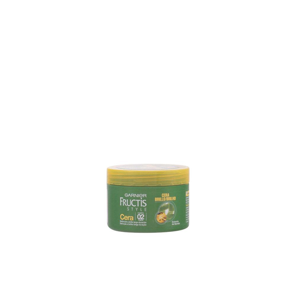 Garnier FRUCTIS STYLE cera definición&brillo;  #02-fuerte 75 ml