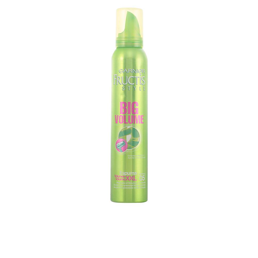 Garnier FRUCTIS STYLE espuma volumen XXL  200 ml