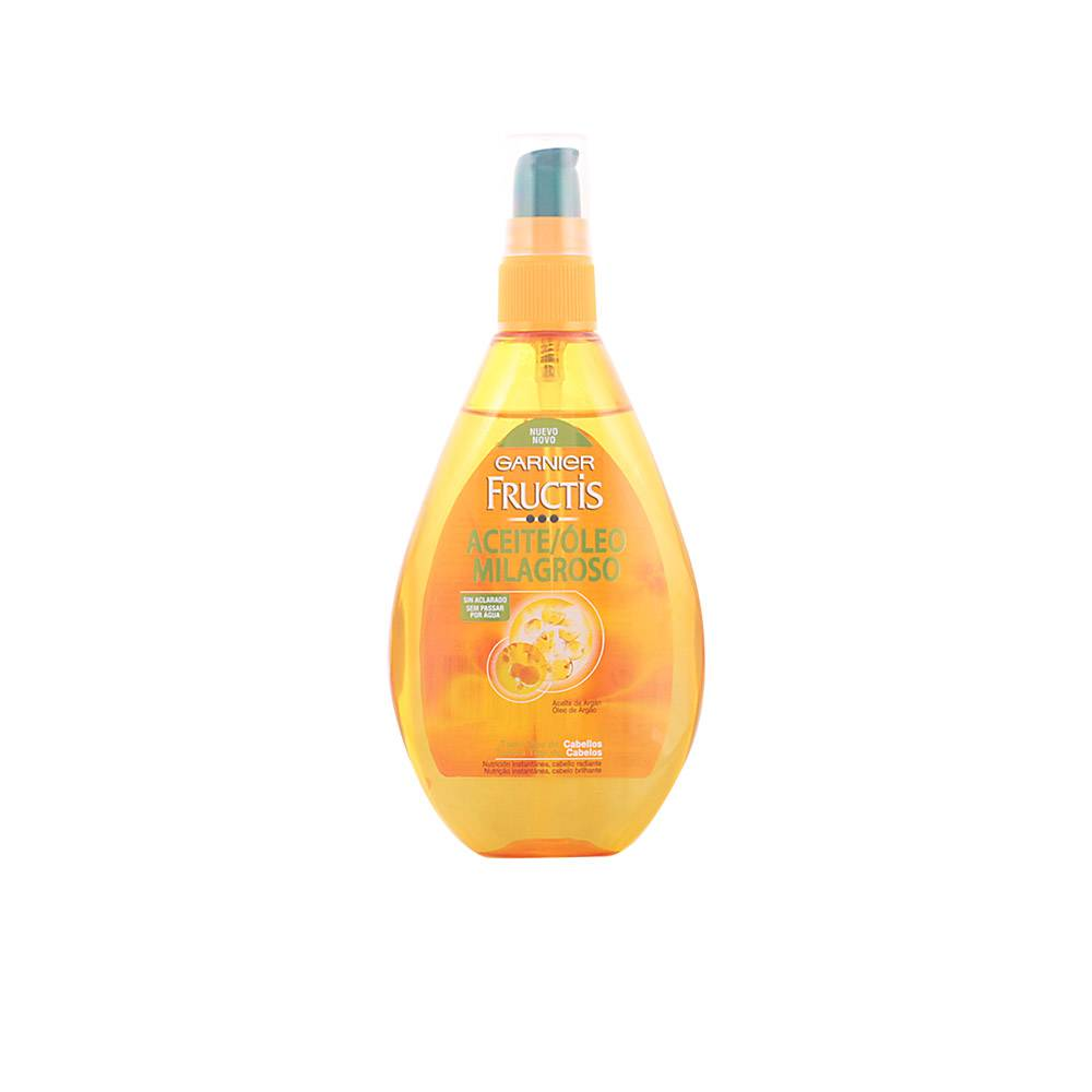Garnier FRUCTIS ACEITE MILAGROSO sin aclarado  150 ml