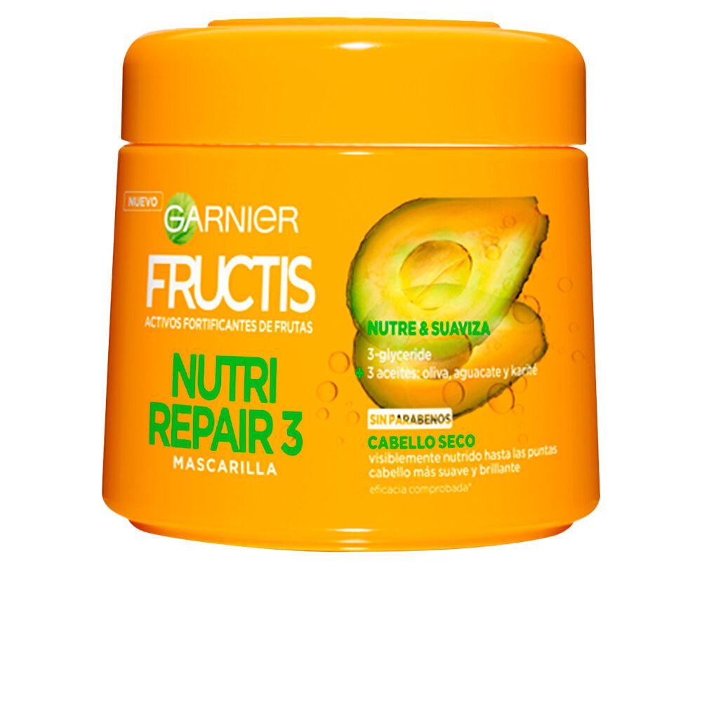 Garnier FRUCTIS NUTRI REPAIR-3 mask  300 ml