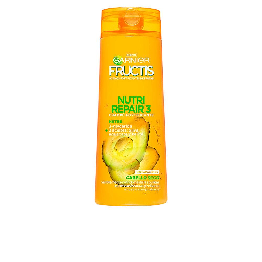 Garnier FRUCTIS NUTRI REPAIR-3 champú  360 ml