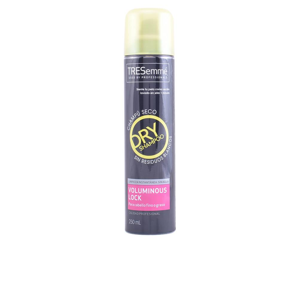 Tresemme VOLUMINOUS LOCK dry shampoo pelo fino-graso  250 ml