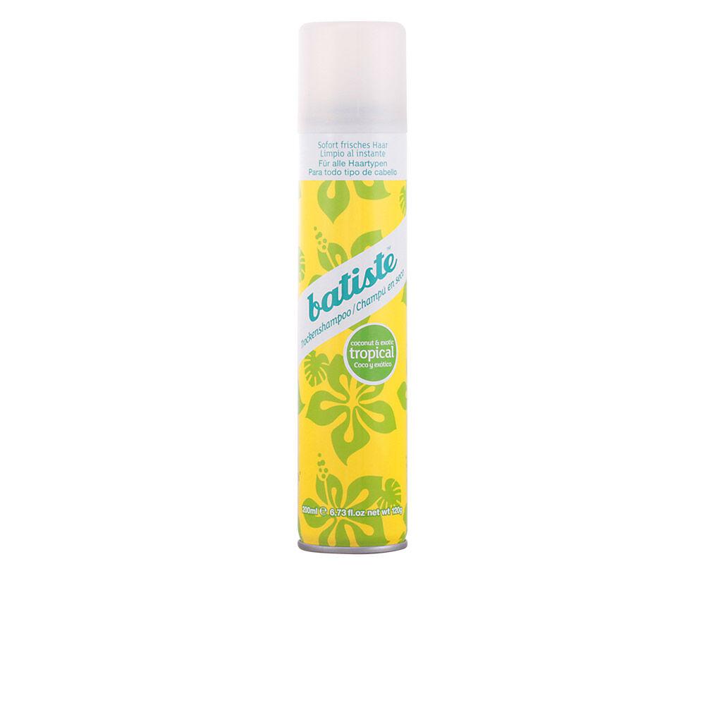 Batiste TROPICAL COCONUT & EXOTIC dry shampoo  200 ml