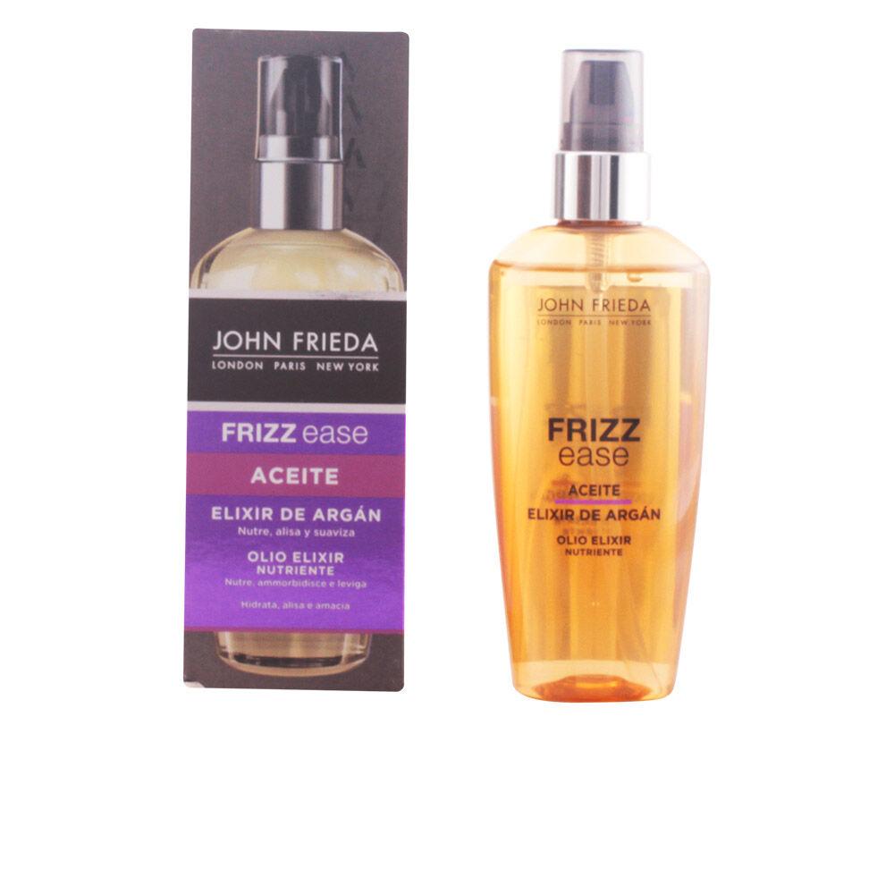 John Frieda FRIZZ-EASE aceite elixir argan  100 ml