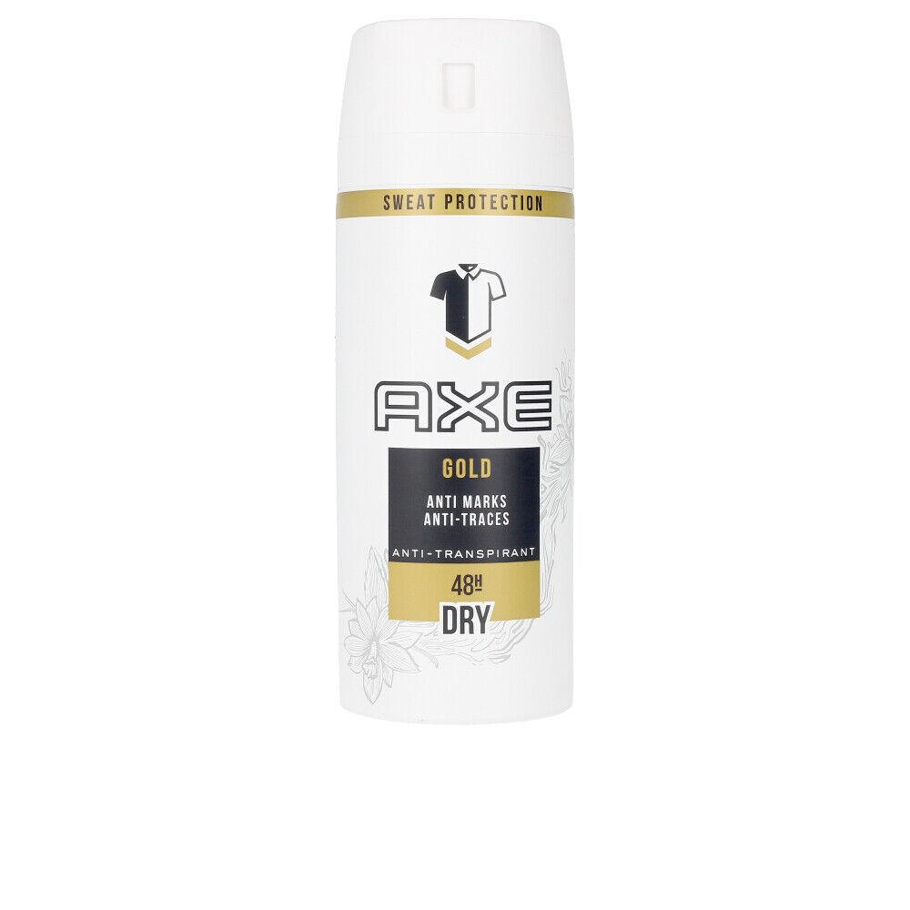 Axe GOLD DRY deo spray  150 ml