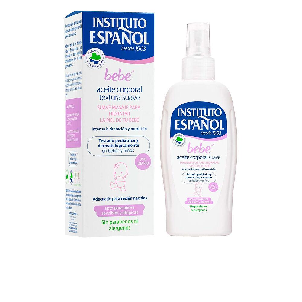 Instituto Español BEBE aceite corporal suave spray  150  ml