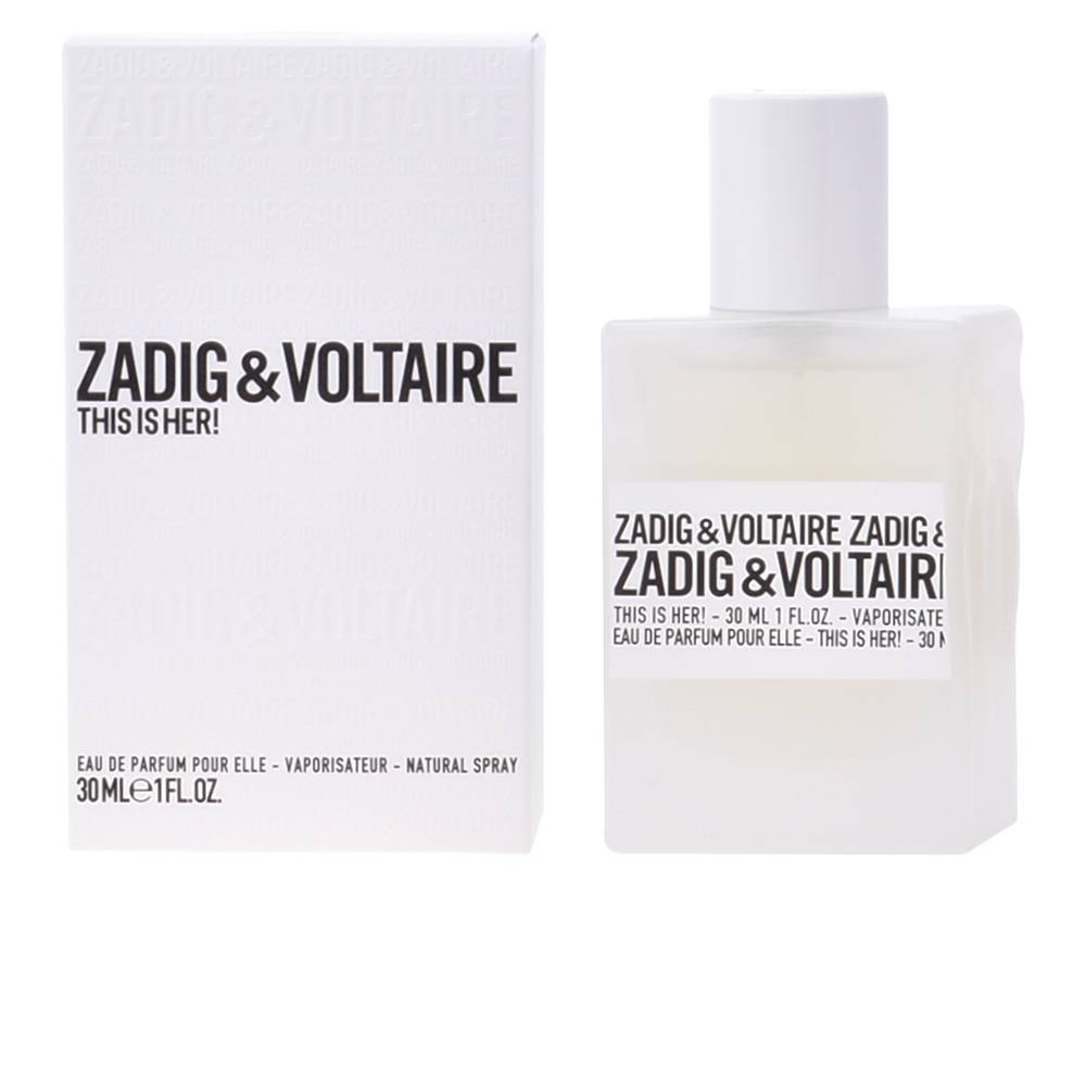 Zadig & Voltaire THIS IS HER! edp spray  30 ml