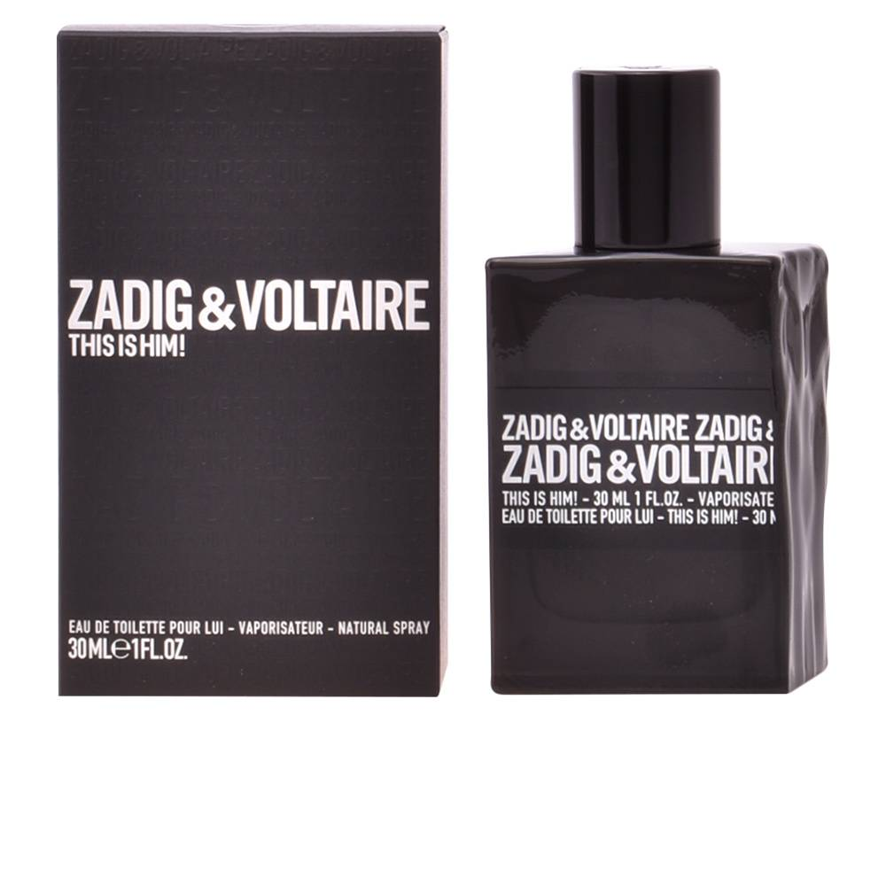 Zadig & Voltaire THIS IS HIM! edt spray  30 ml