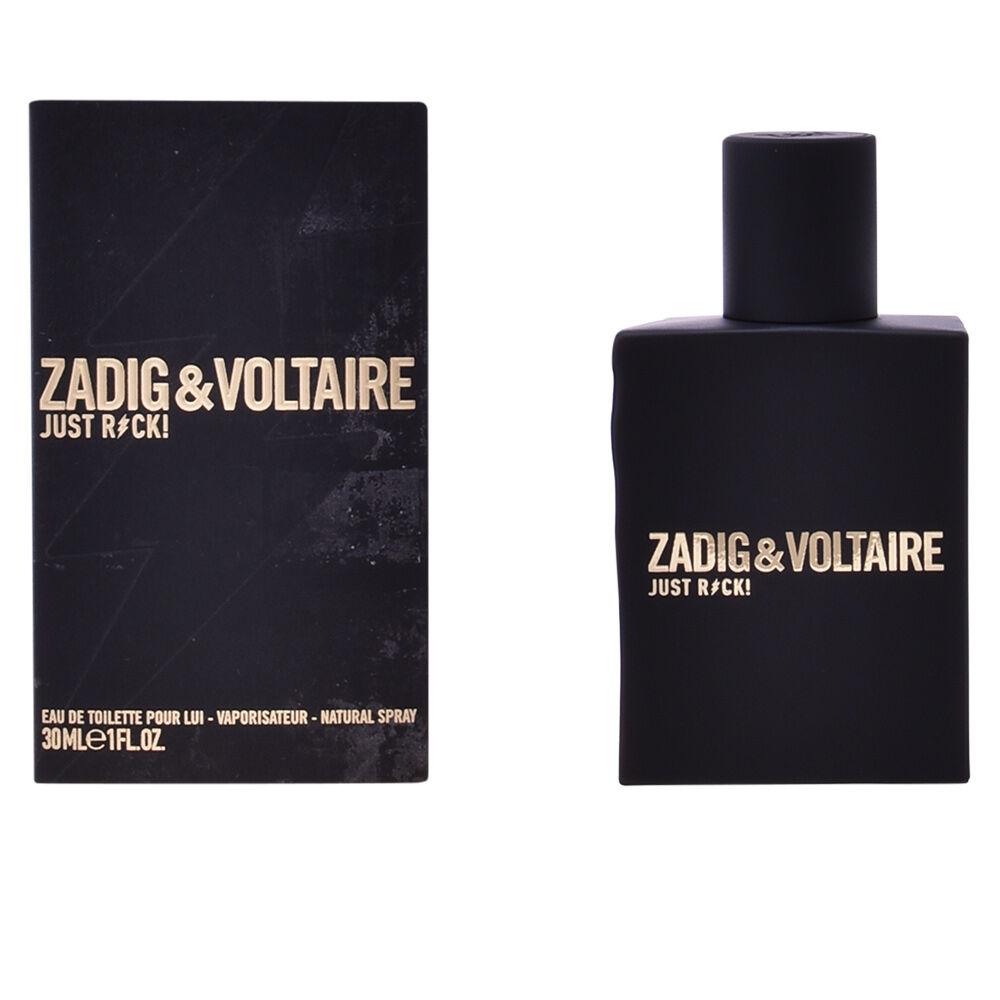 Zadig & Voltaire JUST ROCK! POUR LUI edt spray  30 ml