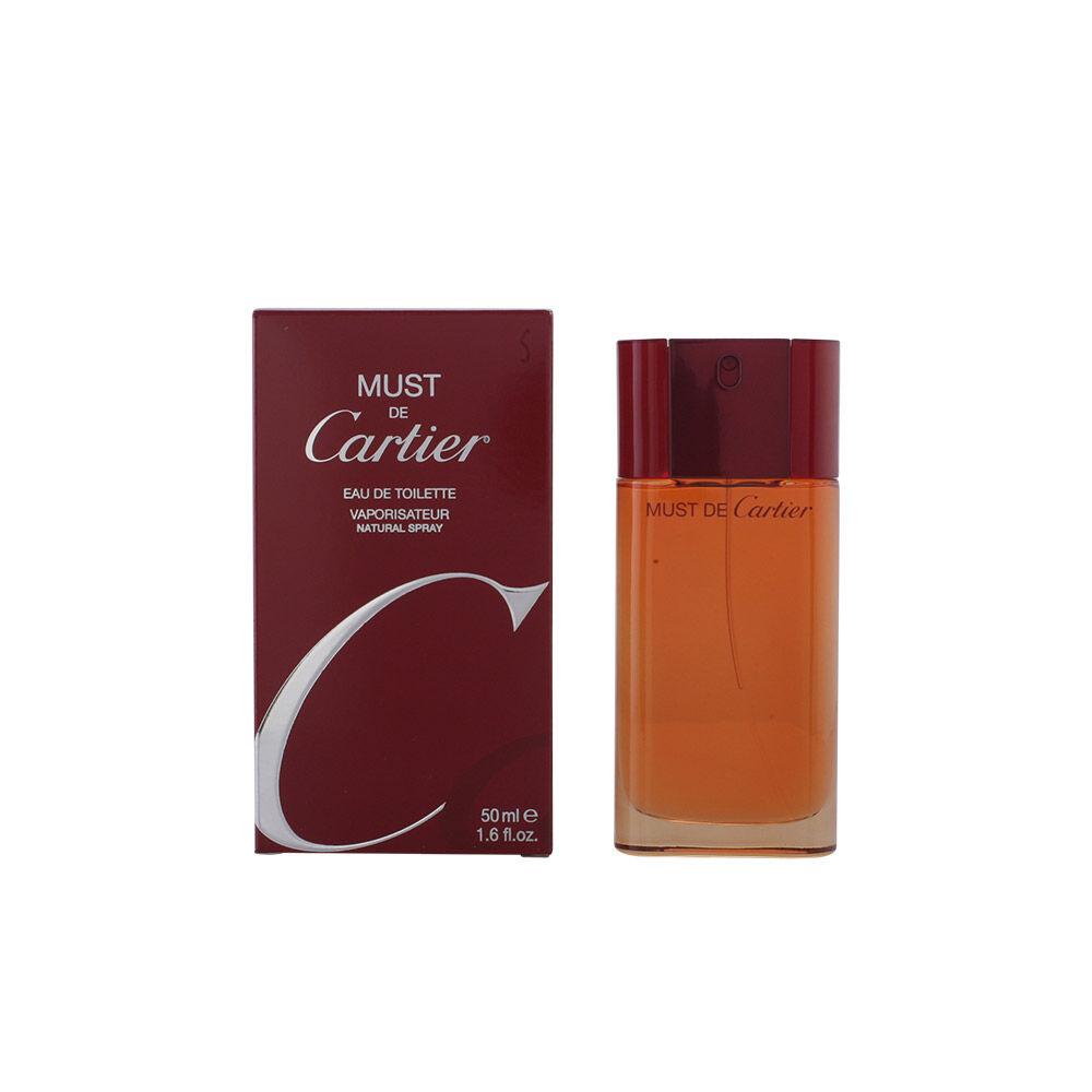 Cartier MUST edt spray  50 ml