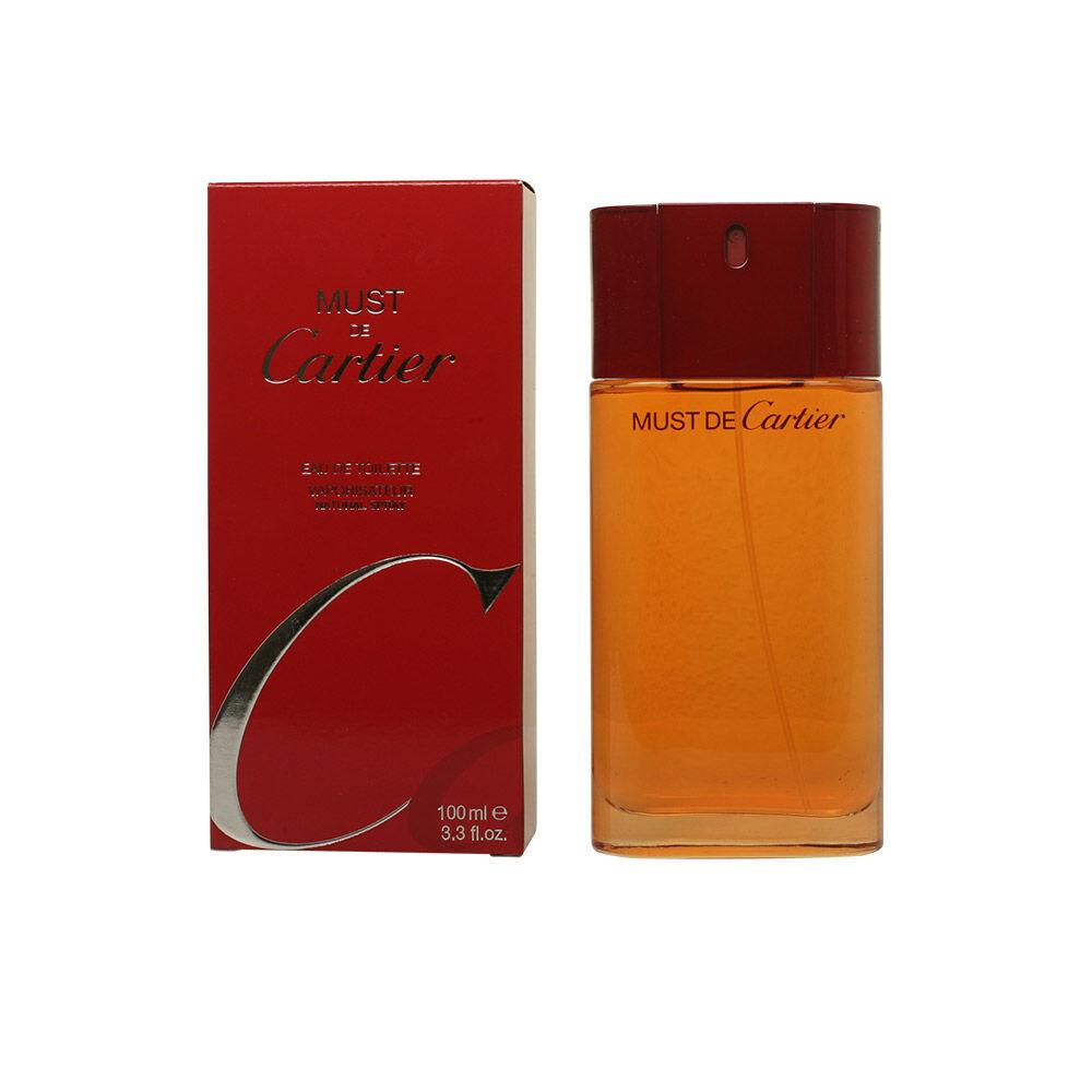 Cartier MUST edt spray  100 ml