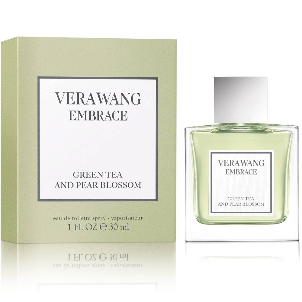 Vera Wang EMBRACE green tea & pear blossom edt spray  30 ml