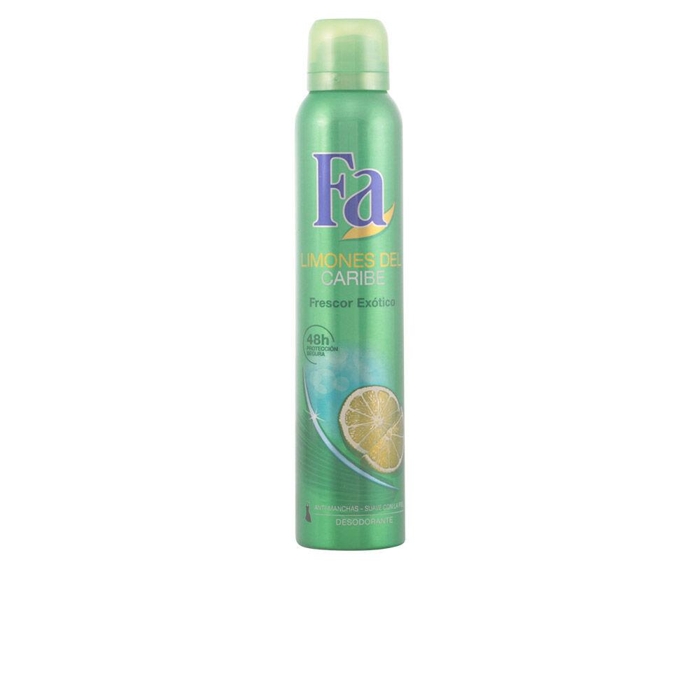 Fa LIMONES DEL CARIBE deo spray  200 ml