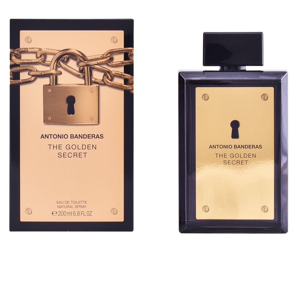 Antonio Banderas THE GOLDEN SECRET edt spray  200 ml