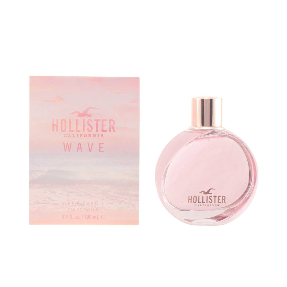 Hollister WAVE FOR HER edp spray  100 ml