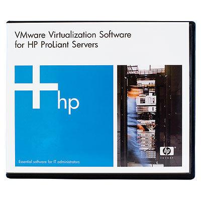 HPE VMw VCntr SRM Ent 25VM 1yr S