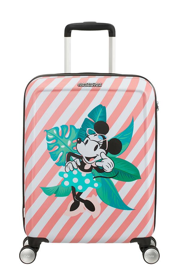 American Tourister Fun Light - Kabinväska Minnie Miami, Lasten matkalaukku