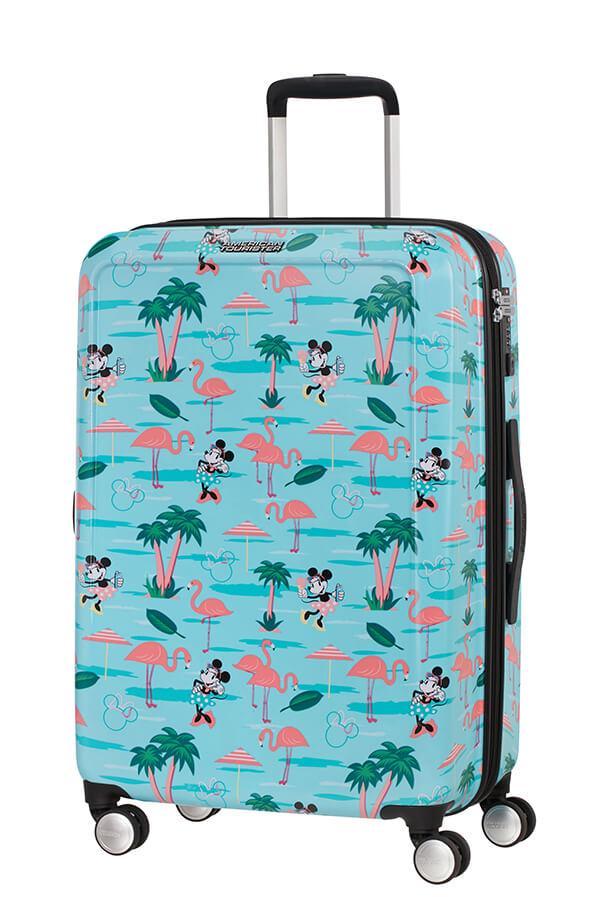 American Tourister Funlight - Mellanstor Minnie Miami Beach, Lasten matkalaukku