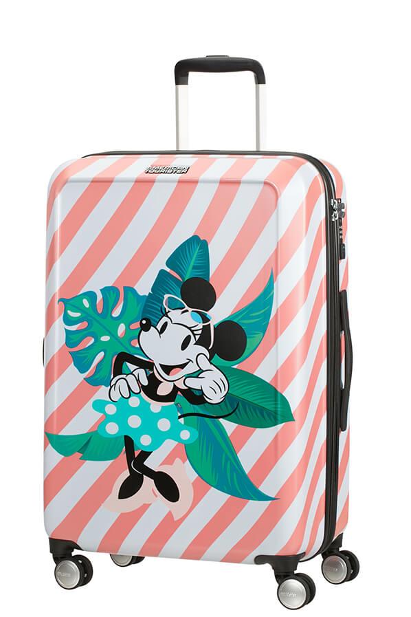 American Tourister Funlight - Mellanstor Minnie Miami Holiday, Lasten matkalaukku