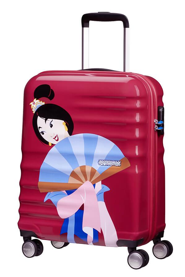 American Tourister Wavebreaker - Lentolaukku Mulan, Lasten matkalaukku