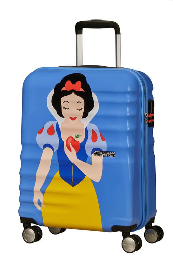 American Tourister Wavebreaker - Lentolaukku Snow White, Lasten matkalaukku