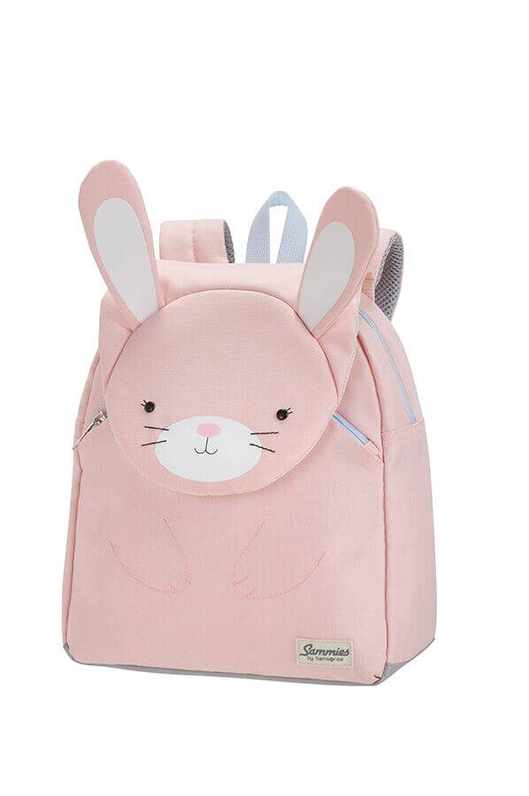 Samsonite Happy Sammies Rabbit Rosie - Selkäreppu Small, Lasten matkalaukku