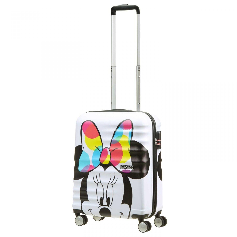 American Tourister Kids - Lentolaukku Minnie Close-Up, Lasten matkalaukku