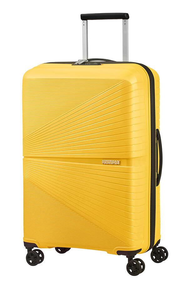 American Tourister Airconic 67cm - Keskikokoinen Keltainen, Keskikokoinen
