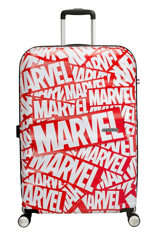American Tourister Wavebreaker - Stor Marvel Logo, Iso