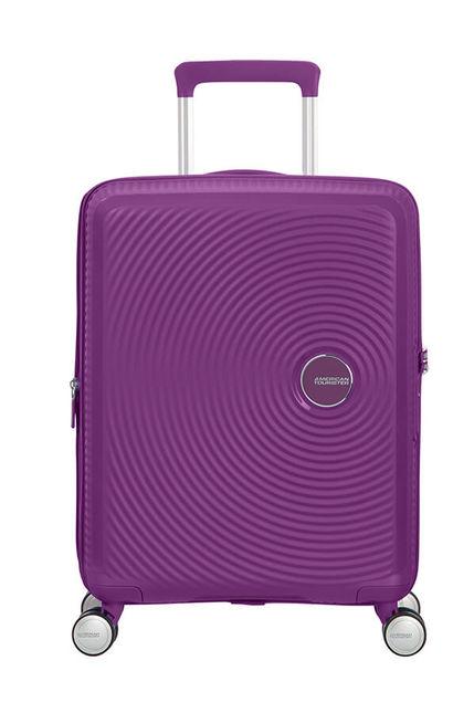 American Tourister Soundbox 55cm - Lentolaukku Violetti, Lentolaukku