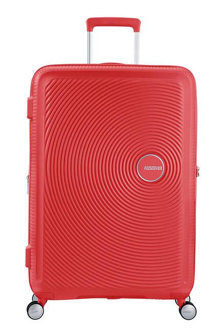 American Tourister Soundbox 77cm - Iso Punainen, Matkalaukut - American Tourister Soundbox