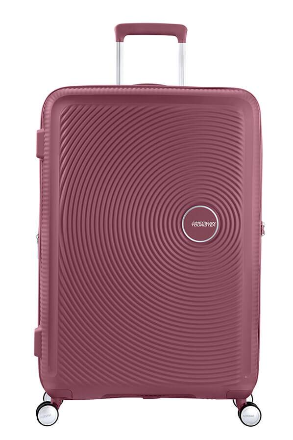 American Tourister Soundbox 77cm - Iso Bordeaux Punainen, Matkalaukut