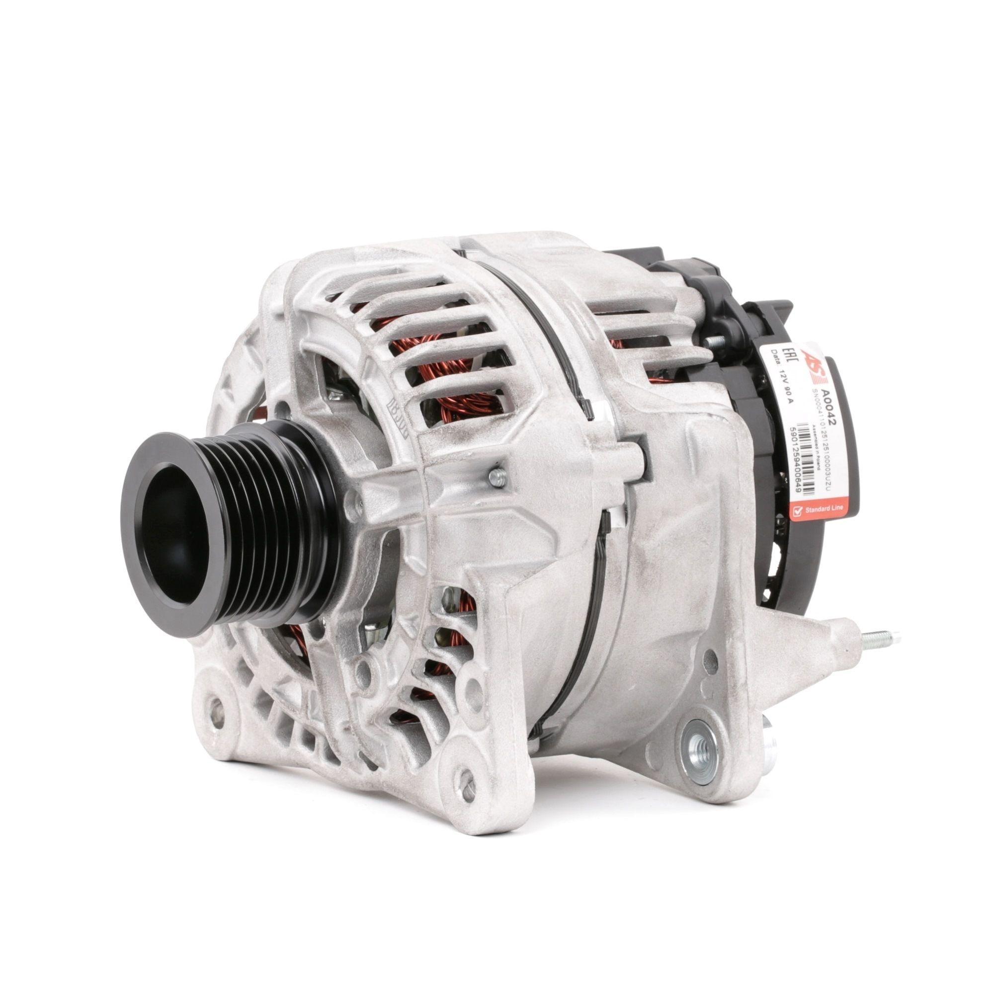 AS-PL Laturi Brand new AS-PL Alternator brush holder A0042 Generaattori AUDI,VW,OPEL,A3 8P1,A3 8L1,A3 Sportback 8PA,A4 8D2, B5,A4 Avant 8D5, B5,A2 8Z0