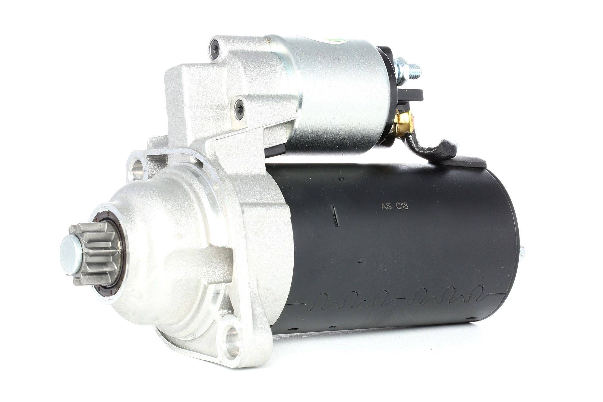 AS-PL Starttimoottori Brand new AS-PL Alternator Cover for freewheel pulley S0025 Startti,Käynnistinmoottori VW,AUDI,FORD,GOLF IV 1J1,POLO 9N_