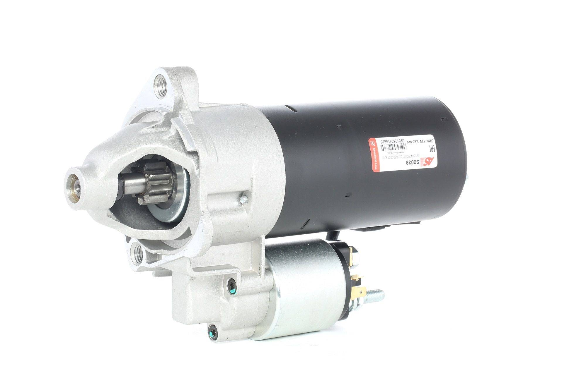 AS-PL Starttimoottori Brand new AS-PL Alternator 63377492 S0039 Startti,Käynnistinmoottori MULTICAR,M25,M26