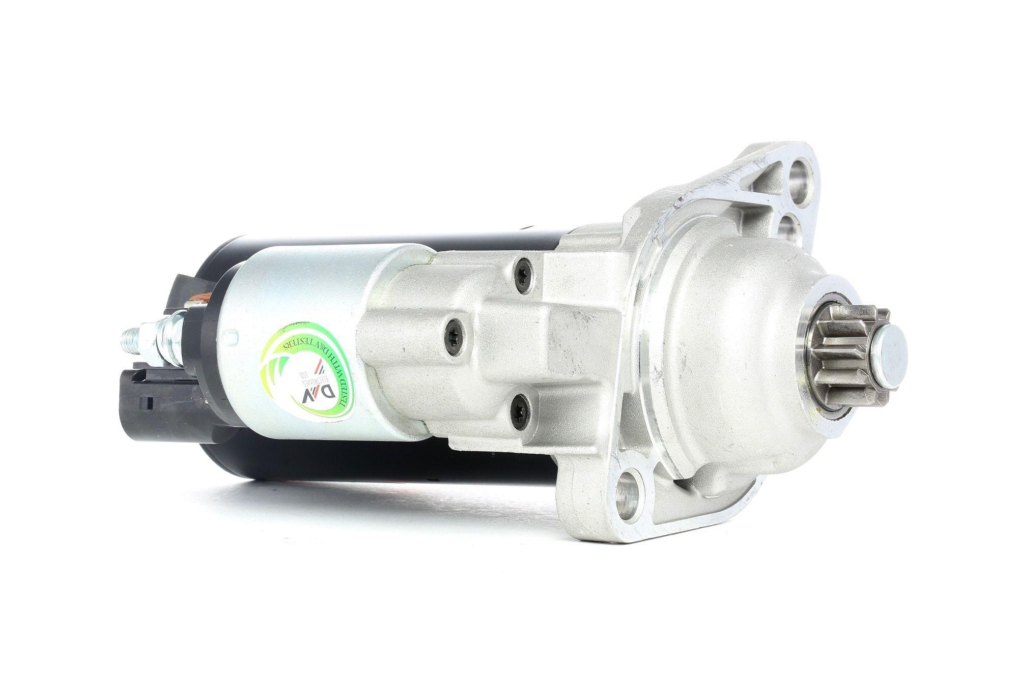 AS-PL Starttimoottori Brand new AS-PL Alternator 0120468028 S0090 Startti,Käynnistinmoottori VW,SEAT,SKODA,GOLF IV 1J1,GOLF V 1K1,POLO 9N_
