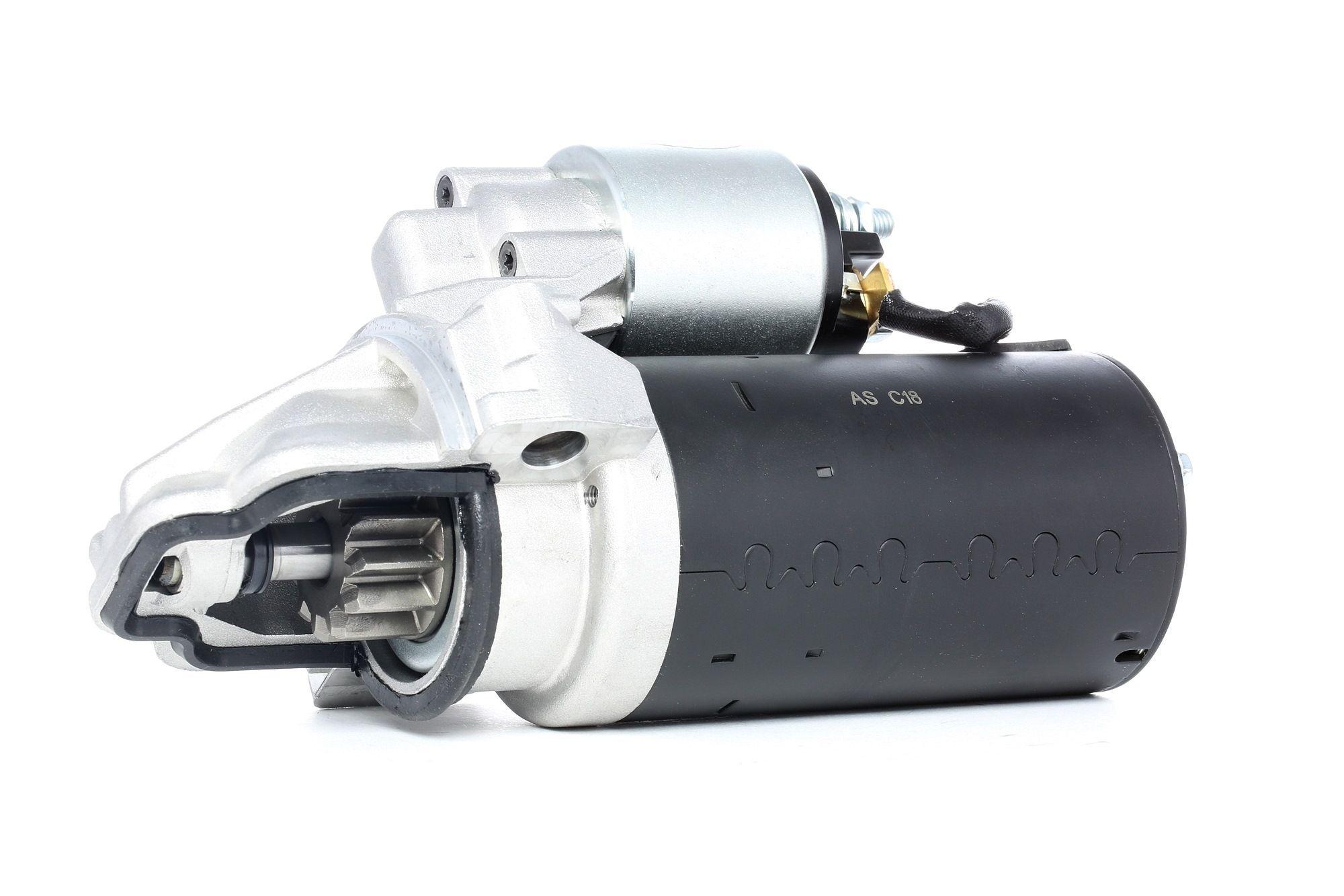 AS-PL Starttimoottori Brand new AS-PL Starter motor D7E32 S0123 Startti,Käynnistinmoottori FORD,FIAT,PEUGEOT,TRANSIT MK-7 Kasten,TRANSIT MK-7 Bus