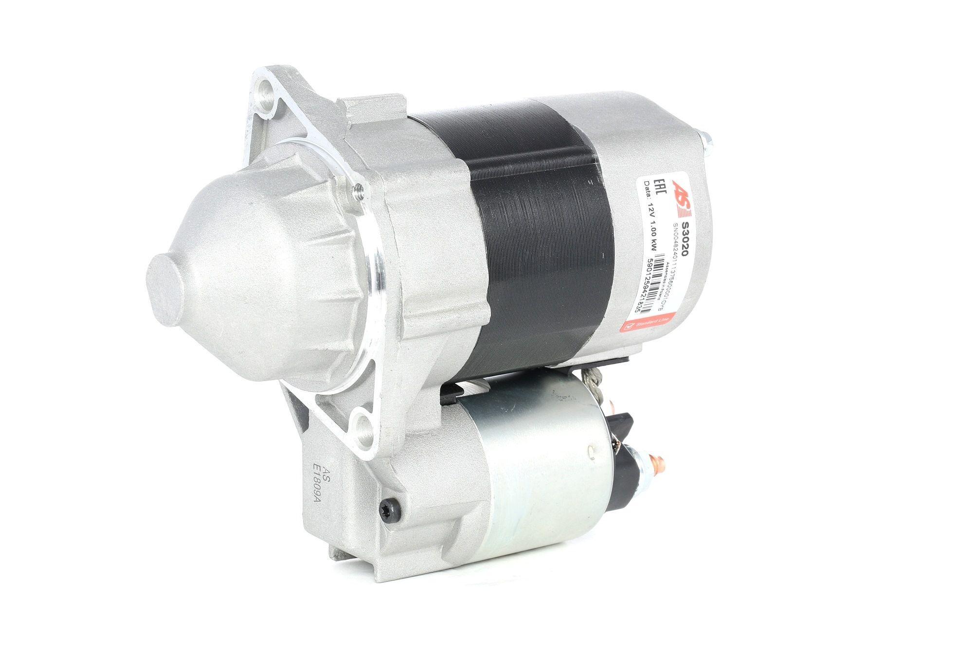 AS-PL Starttimoottori Brand new AS-PL Alternator SG12B040 S3020 Startti,Käynnistinmoottori MERCEDES-BENZ,A-CLASS W169,A-CLASS W168,B-CLASS W245