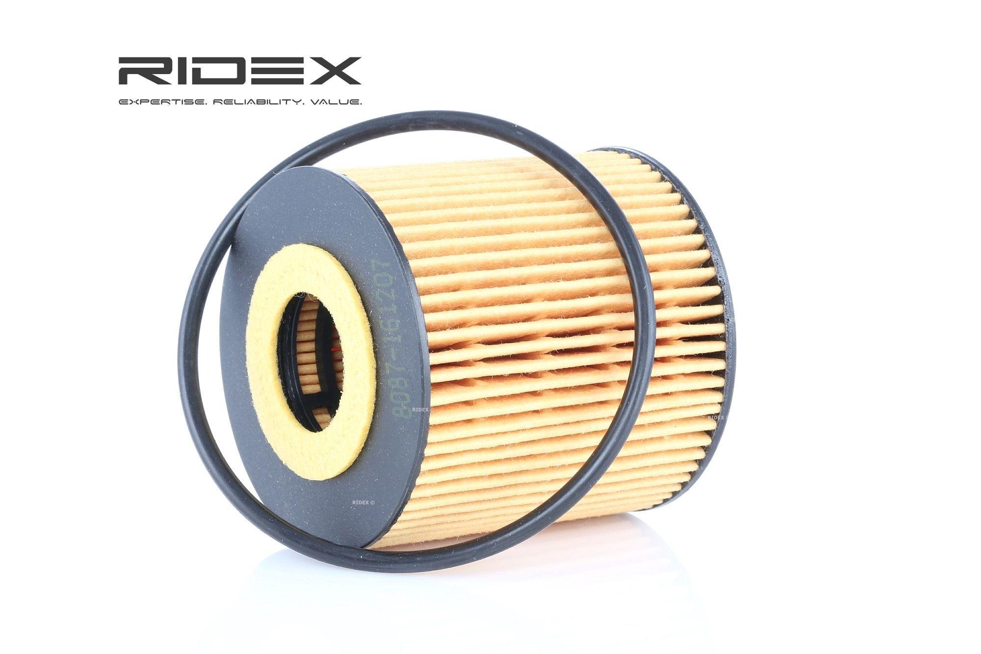 RIDEX Öljynsuodatin 7O0132  NISSAN,X-TRAIL T30,ALMERA TINO V10,ALMERA II Hatchback N16,NAVARA D40,PATHFINDER R51,PRIMERA Kombi WP12,PRIMERA P12
